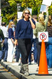 Molly Sims - Out in LA 05/14/2021