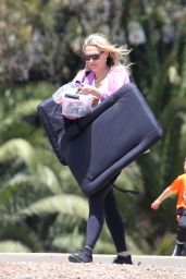 Molly Sims - Out in Los Angeles 05/22/2021