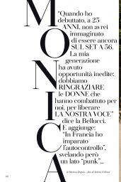 Monica Bellucci - Io Donna del Corriere della Sera 29 May 2021 Issue