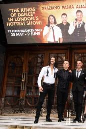 "Nadiya Bychkova - ""Here Come The Boys"" Opening Night in London 05/25/2021"