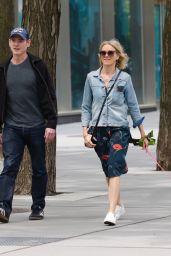 Naomi Watts and Boyfriend Billy Crudup - NYC 05/16/2021