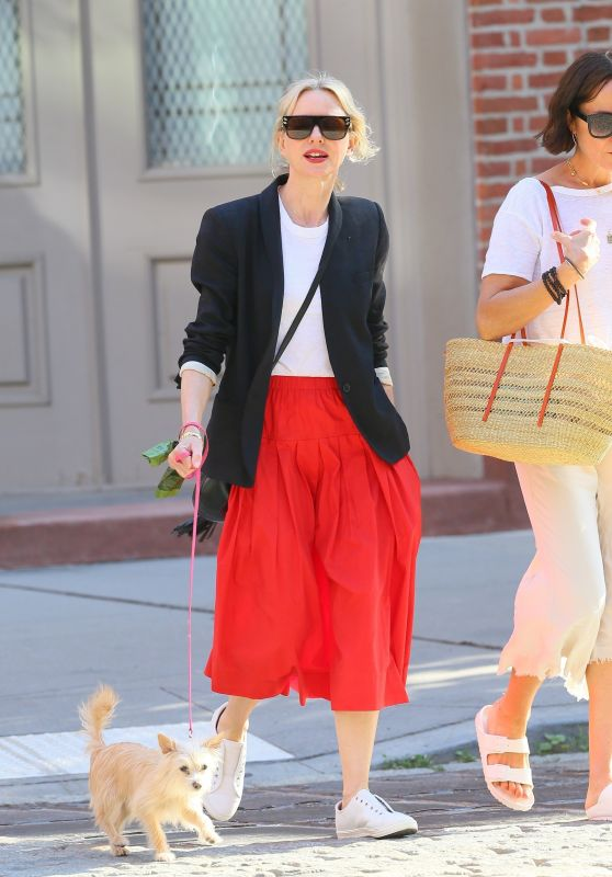 Naomi Watts - Out in New York 05/21/2021