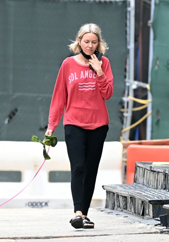 Naomi Watts - Out in New York 05/26/2021