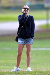 Natalie Portman - Out in Sydney 05/12/2021