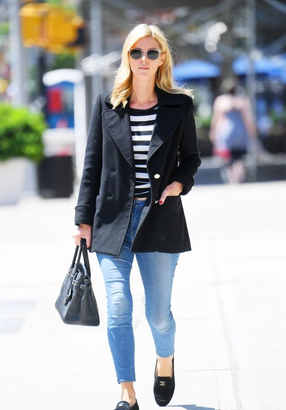 Nicky Hilton Casual Style - New York 05/21/2021