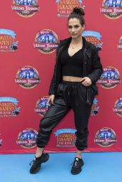 Nicole Bass – Alton Towers Launch Event of Gangsta Granny: The Ride 05/22/2021