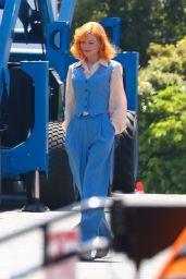 "Nicole Kidman - ""Being the Ricardos"" Set in LA 04/30/2021"