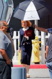 "Nicole Kidman - ""Being the Ricardos"" Set in NY 05/19/2021"