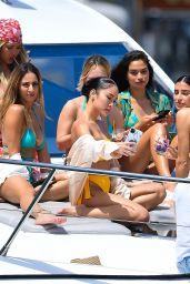"Nicole Williams and Shanina Shaik - Celebrate the Launch of New Swimwear Line ""Nia Linn"" in LA 05/30/2021"