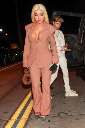Nikita Dragun Night Out Style - Craig's in West Hollywood 05/10/2021