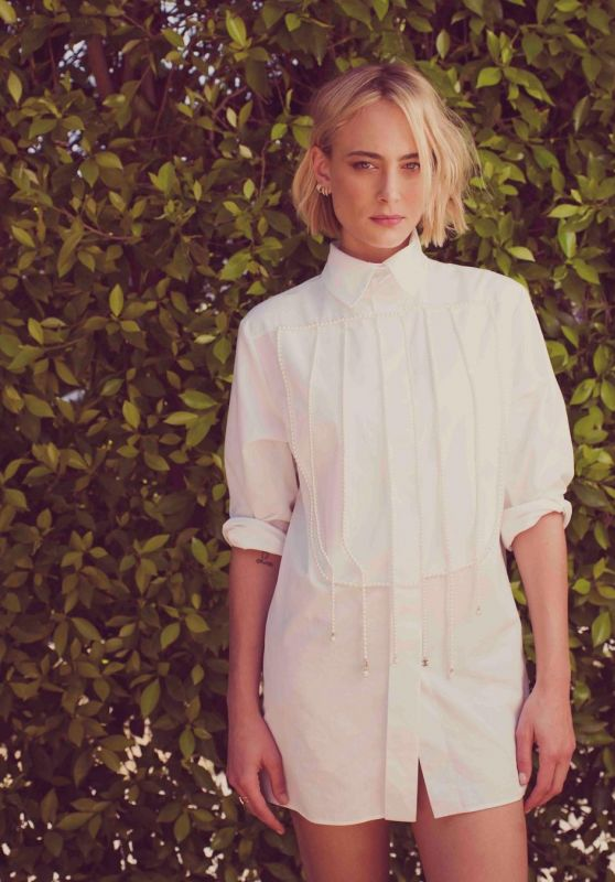 """Nora Arnezeder - """"Army of the Dead"""" Promo Shoot May 2021"""