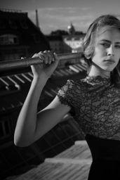 Nora Arnezeder - Dscene Magazine 2013