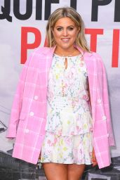 """Olivia Cox – """"A Quiet Place Part II"""" Screening in London"""