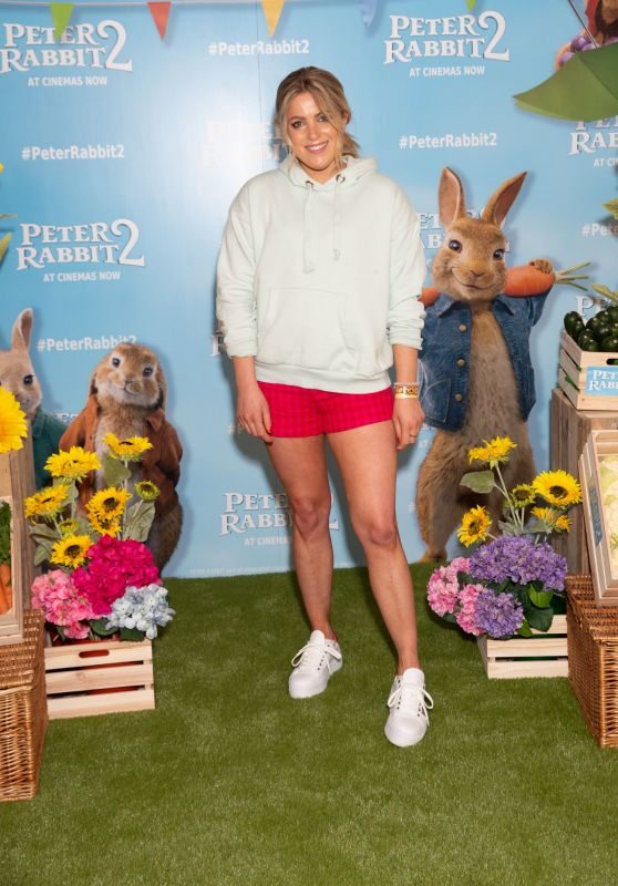 "Olivia Cox - ""Peter Rabbit 2: The Runaway"" Screening in London"