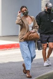 Olivia Culpo Street Style - Beverly Hills 05/11/2021