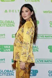 Olivia Munn - Global Citizen VAX LIVE: The Concert To Reunite The World 05/02/2021