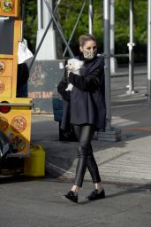 Olivia Palermo - Out in New York 05/14/2021
