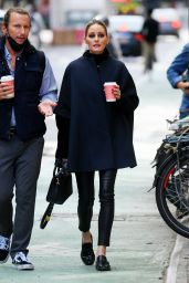 Olivia Palermo - Out in Tribeca, New York 05/12/2021