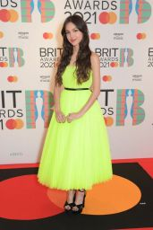 Olivia Rodrigo – BRIT Awards 2021
