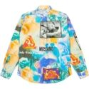 Palace x Moschino Printed Jacket