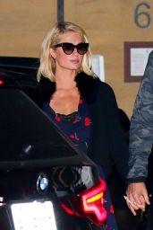 Paris Hilton at Nobu in Malibu 05/31/2021