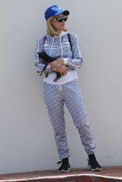 Paris Hilton in Comfy Outfit - Malibu 05/08/2021