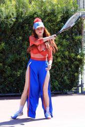 Phoebe Price - Tennis Courts in LA 05/27/2021