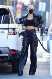 Pia Mia - Getting Gas in LA 05/21/2021