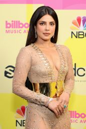 Priyanka Chopra and Nick Jonas – 2021 Billboard Music Awards