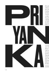 Priyanka Chopra - Vogue Australia June 2021 Issue