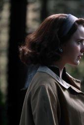 "Rachel Brosnahan on the Set of ""The Marvelious Mrs. Maisel"" 05/17/2021"