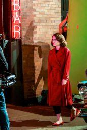 """Rachel Brosnahan - """"The Marvelous Mrs. Maisel"""" Set in New York 05/03/2021"""