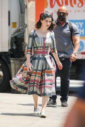 """Rachel Brosnahan - """"The Marvelous Mrs. Maisel"""" Set in New York 05/26/2021"""