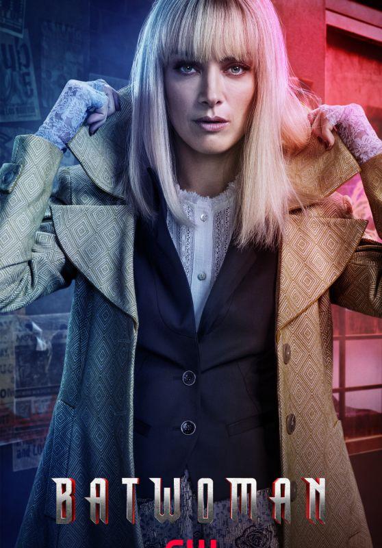 """Rachel Skarsten - """"Batwoman"""" Season 2 Poster"""