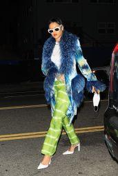Rihanna is Stylish - Giorgio Baldi in Santa Monica 05/05/2021