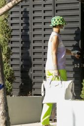 Rihanna - Leaves ASAP Rocky
