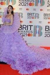 Rina Sawayama – BRIT Awards 2021 Red Carpet