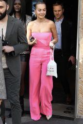 Rita Ora in Pink - Vida Glow Event in Sydney 05/16/2021