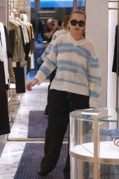 Rita Ora - Shops at Fendi Store in Sydney 05/17/2021