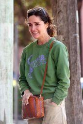 Rose Byrne in the Woollahra Neighborhood of Sydney 05/25/2021