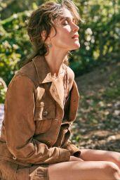 Rose Byrne - Photoshoot for Shape Magazine June 2021