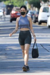 Rumer Willis in Workout Outfit - West Hollywood 05/17/2021