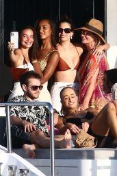 Sara Sampaio, Lais Ribero, Kelsey Merritt, Shanina Shaik and Jasmine Tookes - Victoria