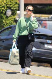 Sarah Paulson - Shopping in LA 05/14/2021
