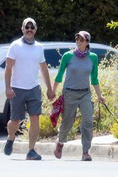 Sarah Silverman -Out in Los Feliz 05/02/2021