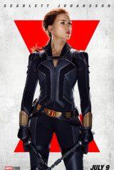 "Scarlett Johansson - ""Black Widow"" Poster"