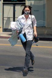 Scout Willis - Running Errands in Los Feliz 05/11/2021