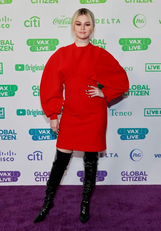 Selena Gomez - Global Citizen Vax Live in Inglewood 05/02/2021
