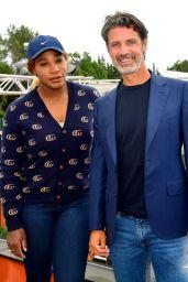 Serena Williams - Ultimate Tennis Showdown Season 2 in Biot 05/24/2021