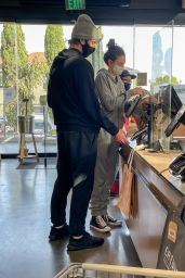 Shailene Woodley - Shopping at Erewhon Market in Santa Monica 05/10/2021
